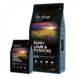 Profine Puppy Lamb & Potatoes sausas maistas šunims
