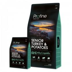 Profine Senior Turkey & Potatoes sausas maistas vyresnio