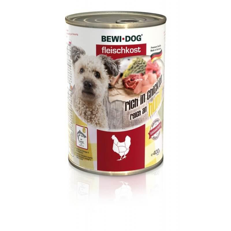 Bewi Dog Chicken konservai su vištiena šunims