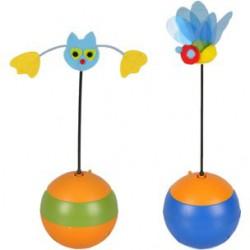 Flamingo 3in1 žaislas katėms