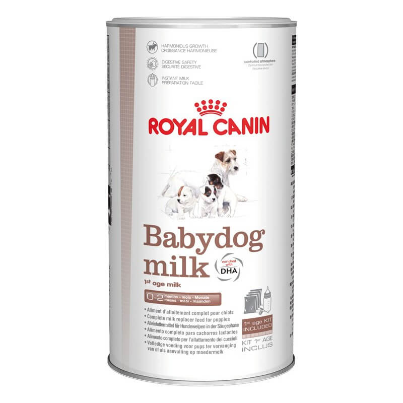 Royal Canin Babydog milk pieno pakaitalai šuniukams