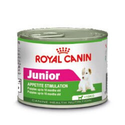 Royal Canin Mini Junior konservai šunims