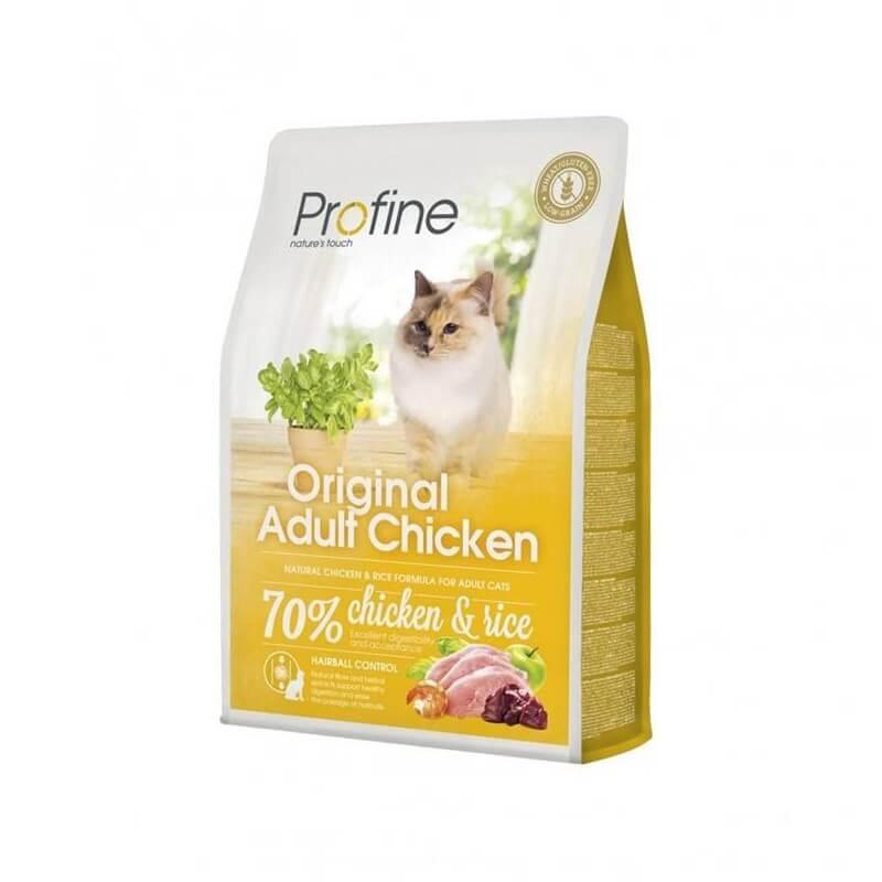 Profine Cat Original sausas maistas su vištiena katėms