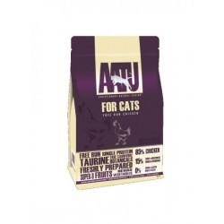 AATU sausas maistas 85/15 su vištiena katėms