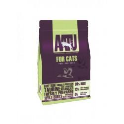 AATU sausas maistas 85/15 su antiena katėms