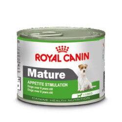 Royal Canin Mini Mature 8 konservai šunims