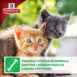 Hill's Science Plan Feline Kitten Ocean Fish Pouch guliašas
