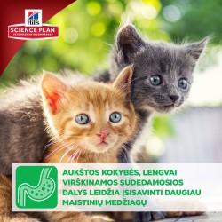 Hill's Science Plan Feline Kitten Turkey Pouch guliašas