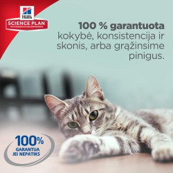 Hill's Science Plan Feline Sterilised Young Adult Cat Multipack
