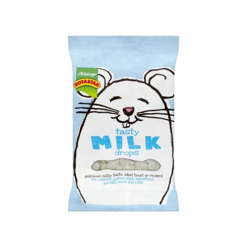 Armitage Milk drops pieniniai skanėstai graužikams