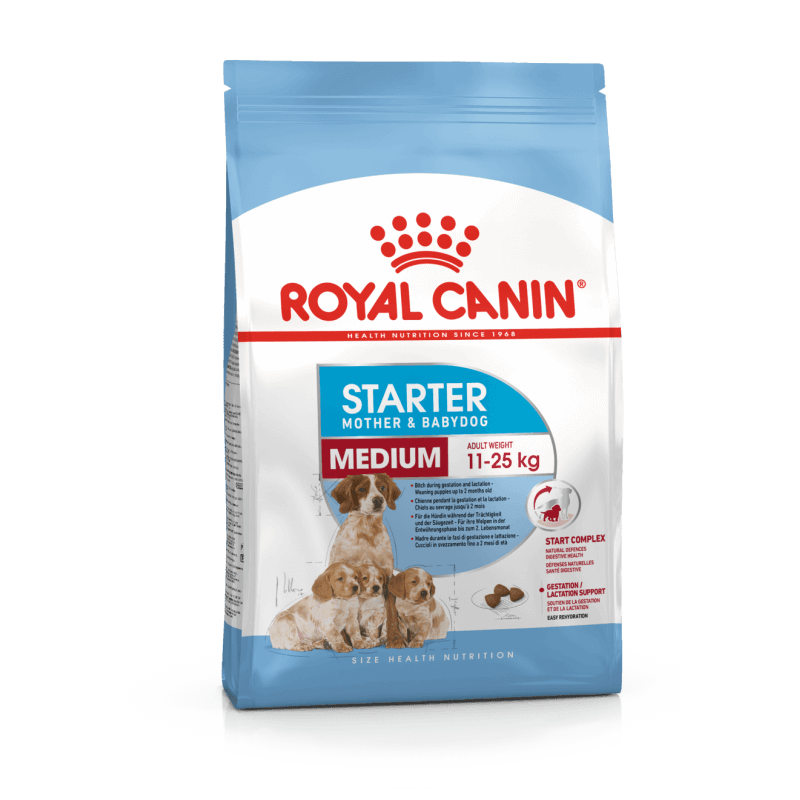Royal Canin Medium Starter sausas maistas šunims