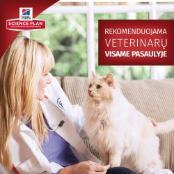 Hill's Science Plan Feline Adult Oral Care Chicken sausas