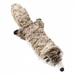 Ethical Products žaislas Skinneeez meškėnas iš tvirtos medžiagos šunims
