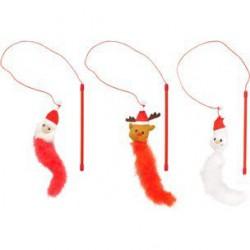 Flamingo kalėdinis žaislas...