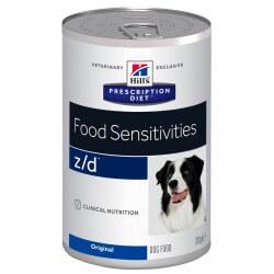 Hill's PD Canine z/d konservai alergiškiems šunims