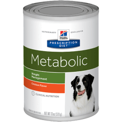 Hill's PD Canine Metabolic konservai šunims