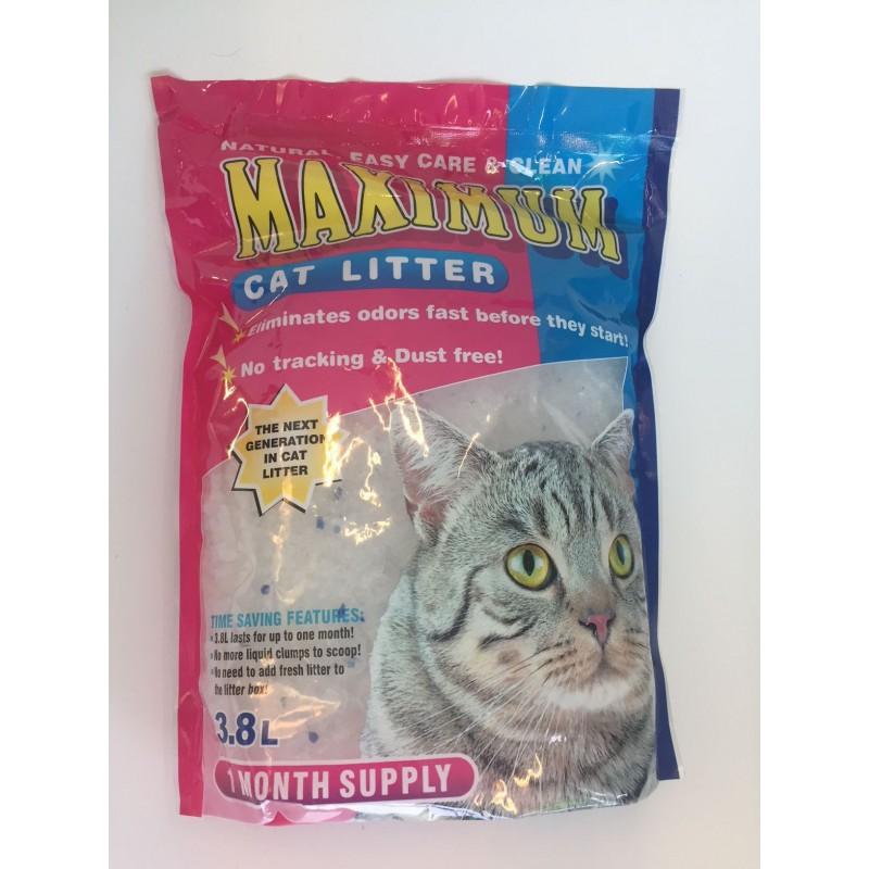 Maximum silikoninis kraikas katėms