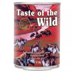 Taste of the Wild Southwest Canyon begrūdžiai konservai su jautiena šunims