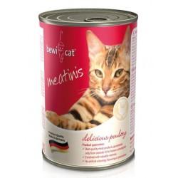 Bewi Cat Delicaties sausas maistas su naminių paukščių mėsa katėms