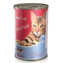 Bewi Cat konservai su lašiša katėms