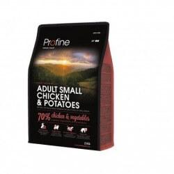 Profine Adult Small Chicken & Potatoes sausas maistas mažų veislių suaugusiems šunims