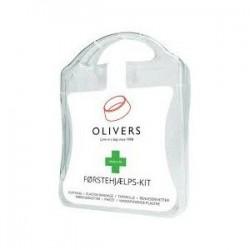 Oliver's pirmos pagalbos vaistinėlė gyvūnams