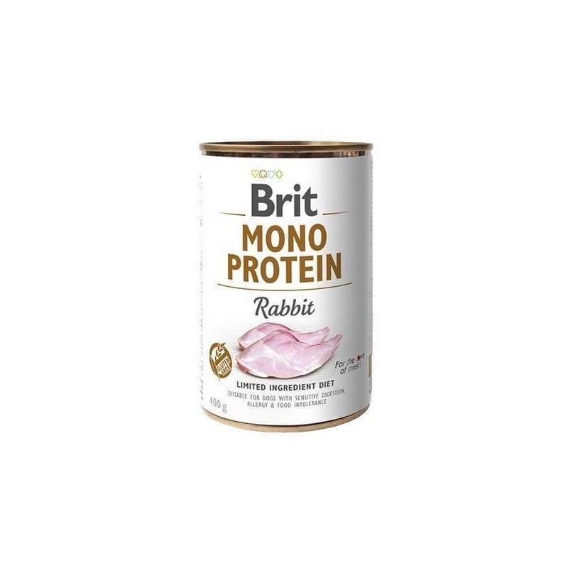 Brit Care Mono Protein Rabbit konservai šunims