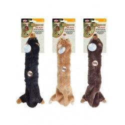 Ethical Products žaislas Skinneez meška su buteliu šunims
