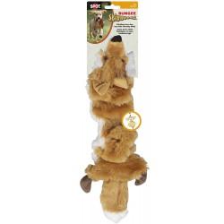 Ethical Products žaislas Skinneeez meška su buteliu šunims
