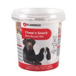 Flamingo Mini mix kauliukai – skanėstai šunims