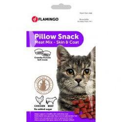 Flamingo Pillow skanėstai su jautiena ir vištiena katėms