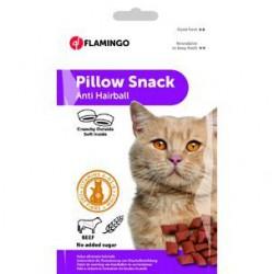 Flamingo Pillow skanėstai su jautiena ir salyklu katėms