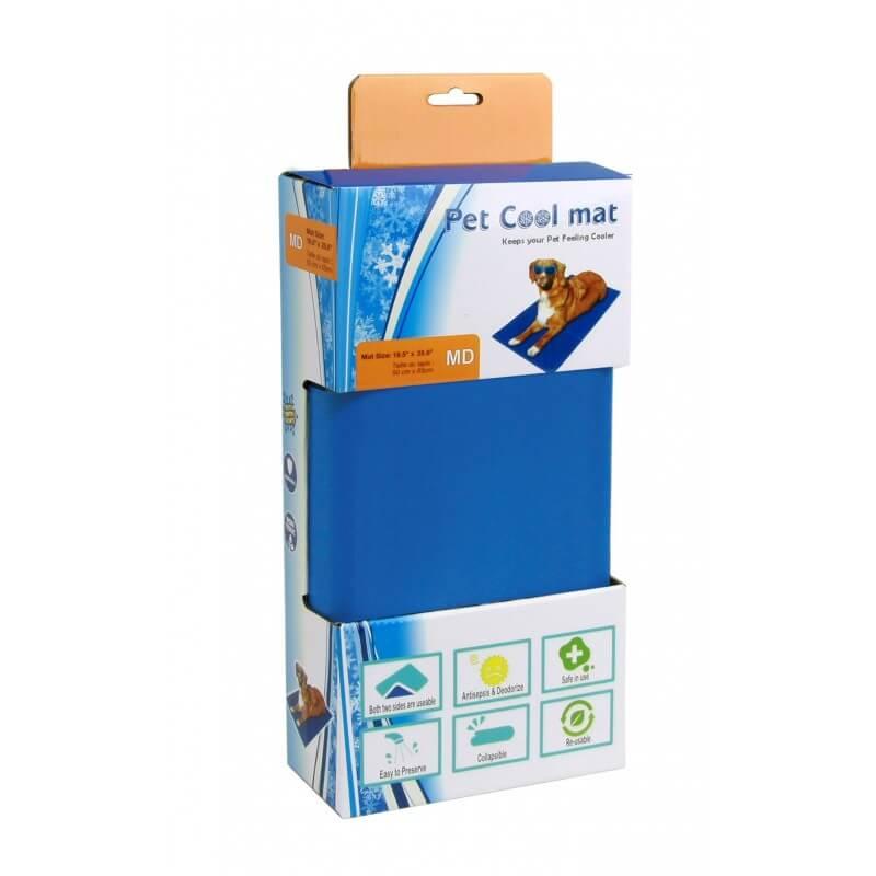 Pet Cool vėsinantis – šaldantis kilimėlis šunims ir katėms