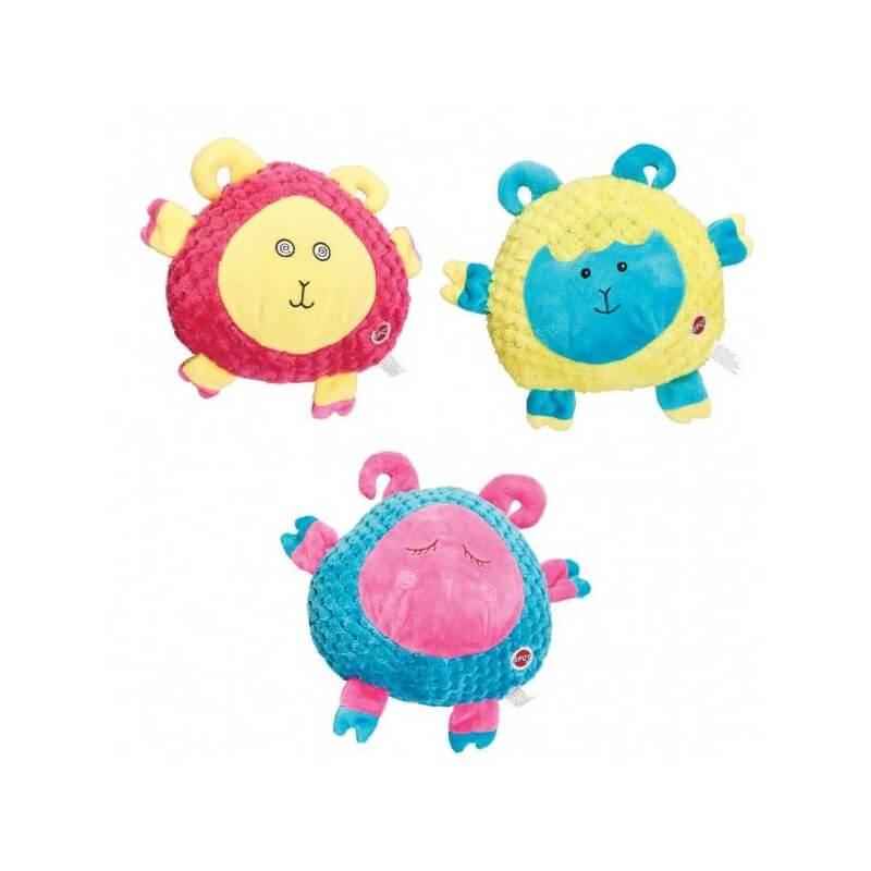 """Ethical Products medžiaginis cypsintis apvalus žaislas """"Calypso Cuties"""" šunims"""