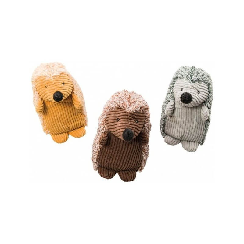 Ethical Products pliušinis cypsintis ežiukas žaislas šunims
