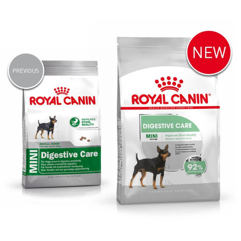 Royal Canin Mini Digestive Care sausas maistas šunims