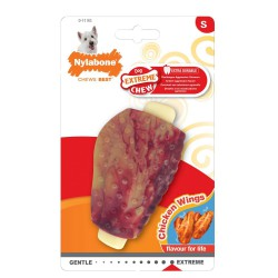 Nylabone Extreme vištienos sparnelio kramtalas su vištienos skoniu šunims