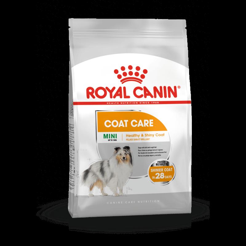 Royal Canin Mini Coat Care sausas maistas šunims