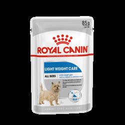 Royal Canin Light Weight Care Loaf konservai viršsvorio turintiems šunims