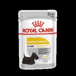 Royal Canin Dermacomfort Loaf konservai odos priežiūrai šunims