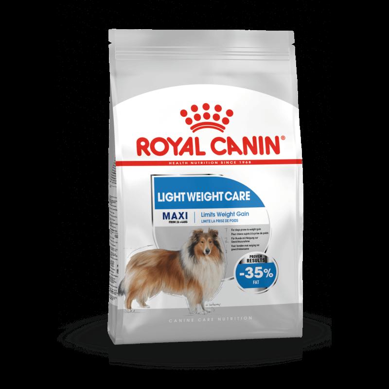 Royal Canin Maxi Light Weight Care sausas maistas šunims