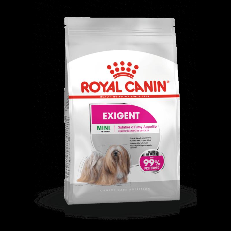 Royal Canin Mini Exigent sausas maistas šunims #3