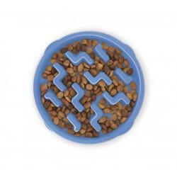 Outward Hound Fun Feeder lėto valgymo dubenėlis šunims