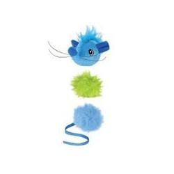 Outward Hound Fuzzy Rat by Petstage žiurkė žaislas katėms