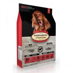 Oven Baked Tradition Adult All Breeds Lamb&Rice sausas maistas su aviena ir ryžiais visų veislių šunims