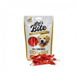 Brit Care Let's Bite Rolls o'Salmon skanėstas šunims