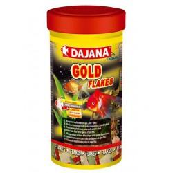 Dajana Gold Flakes maistas dribsniais auksinėms žuvelėms