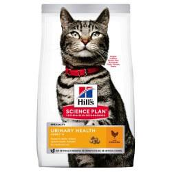 Hill's Science Plan Adult Urinary Health sausas maistas su vištiena katėms