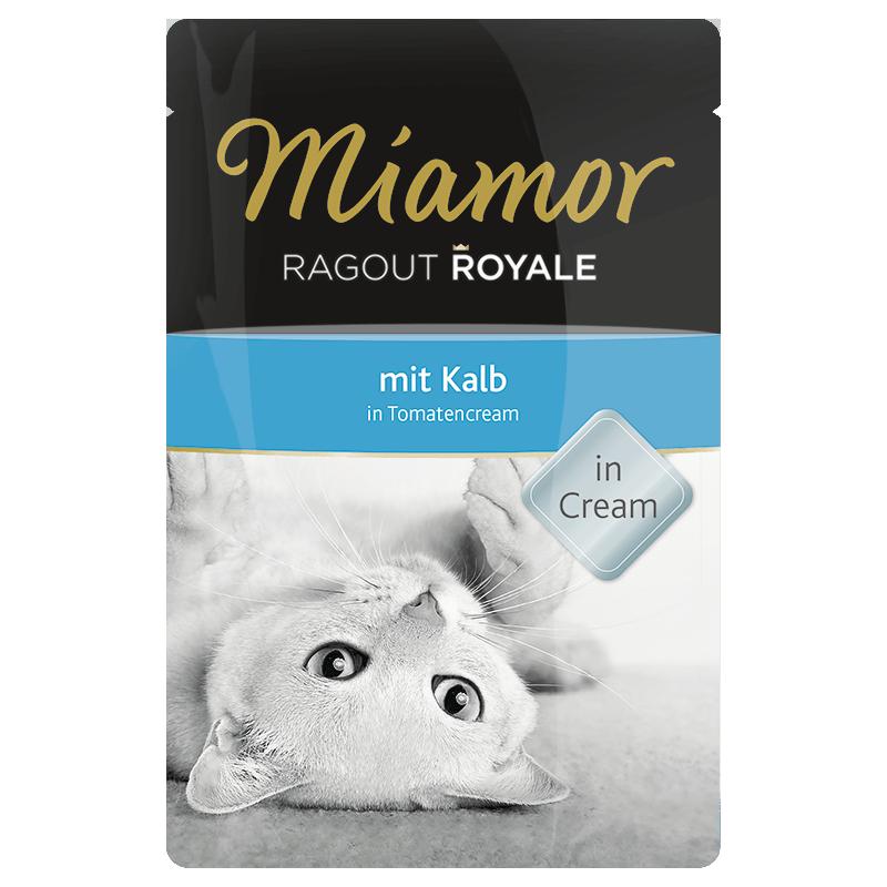 Miamor Royale In Cream konservai su jautiena katėms
