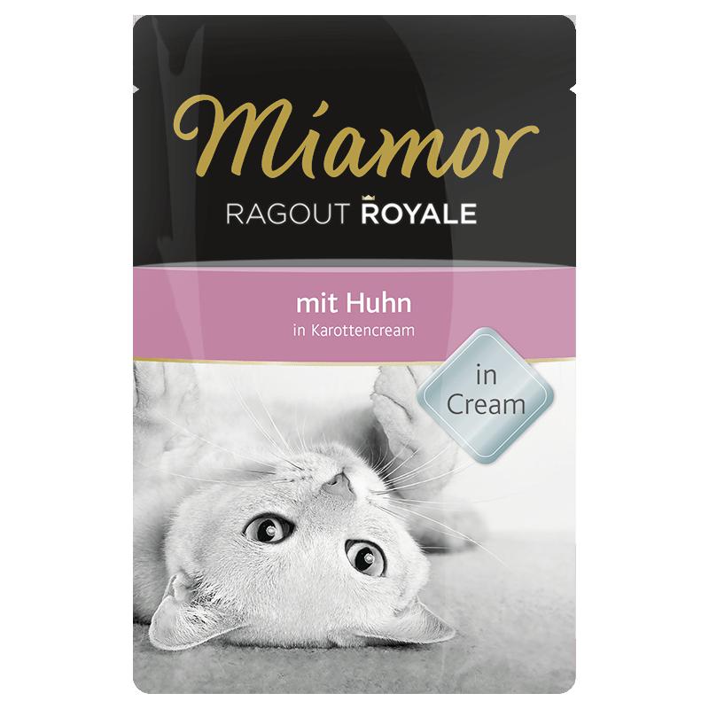 Miamor Royale In Jelly konservai su vištiena katėms